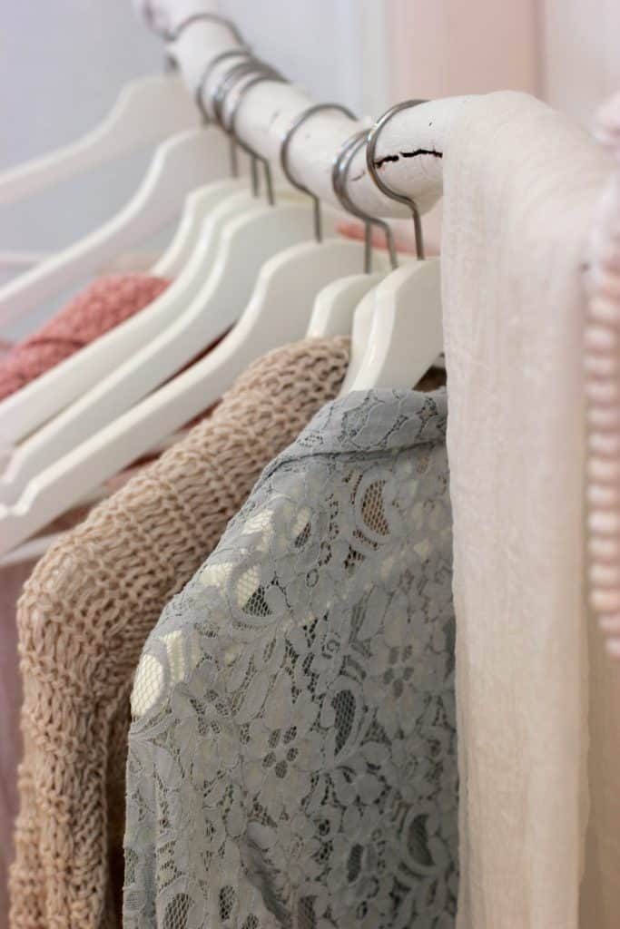 Creating a capsule wardrobe has made a huge impact on my intentional living and motherhood.
