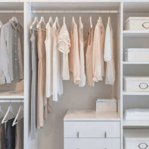 Your wardrobe can have a major impact on your confidence