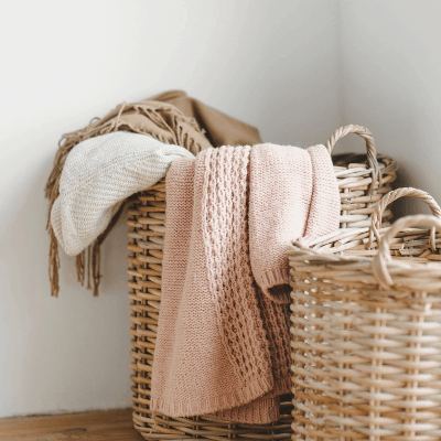consolidate laundry for more productivity