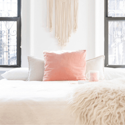 make your bed to be more productive
