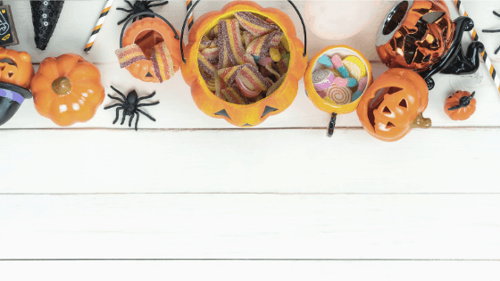 Are you inundated with candy? Read this post to learn exactly what to do with all of that Halloween candy.