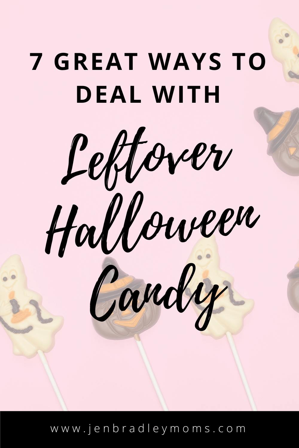 What to Do With Leftover Halloween Candy - 7 Awesome Ideas