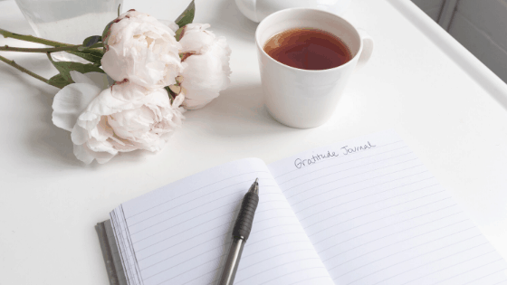 I learned so much from my experience with the gratitude challenge