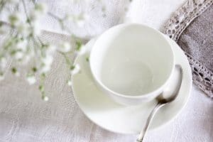 Fixing yourself a cup of tea is a great way to recharge during the day.
