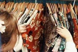 There are several reasons why we hold onto clothes. But we can get past them!