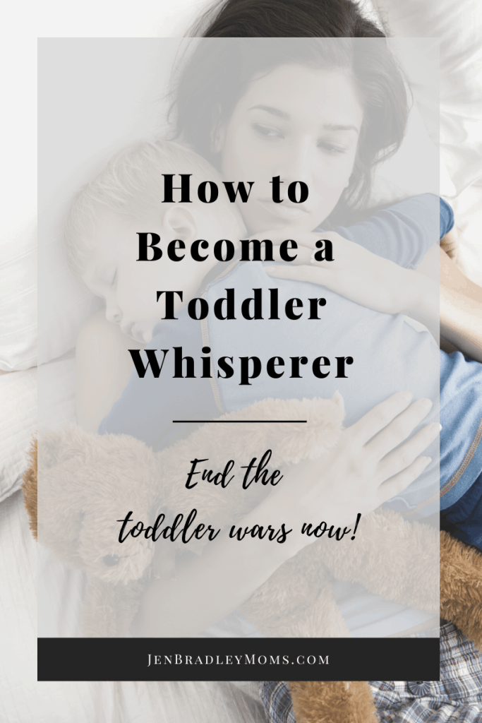 Which of these 10 tips will you try to become a toddler whisperer?