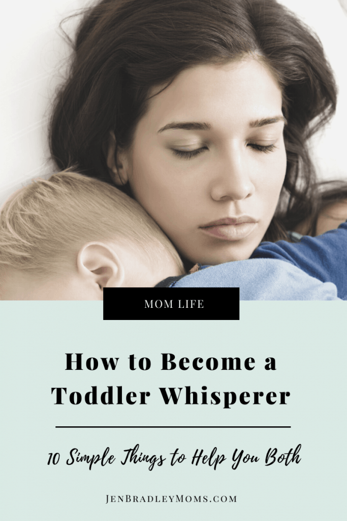 Become a toddler whisperer and create peace in your home!