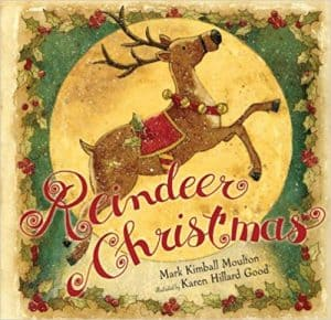 Reindeer Christmas is a beautiful book - both in message and appearance.