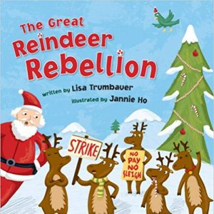 This clever Christmas book will keep your kids laughing.