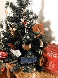 The Advent Jesse Tree is a wonderful Christmas tradition for families.