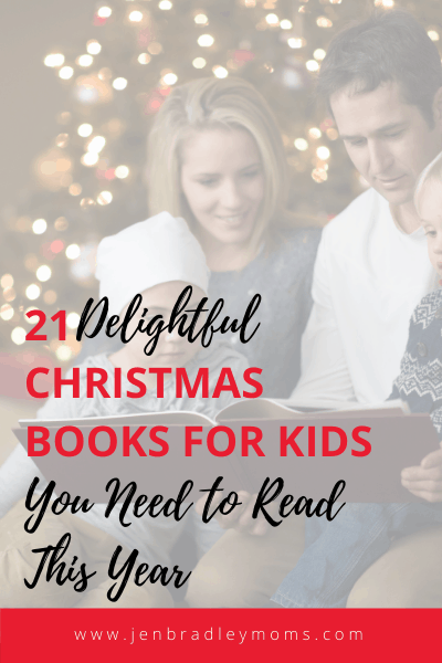 delightful christmas books for kids list