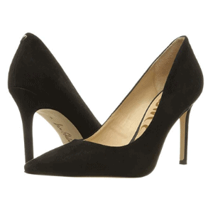 These gorgeous black pumps by Sam Edelman are my personal favorite pointed toe shoe.