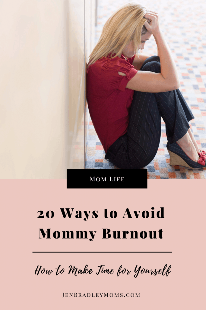 You can avoid mommy burnout - it just takes a little effort.