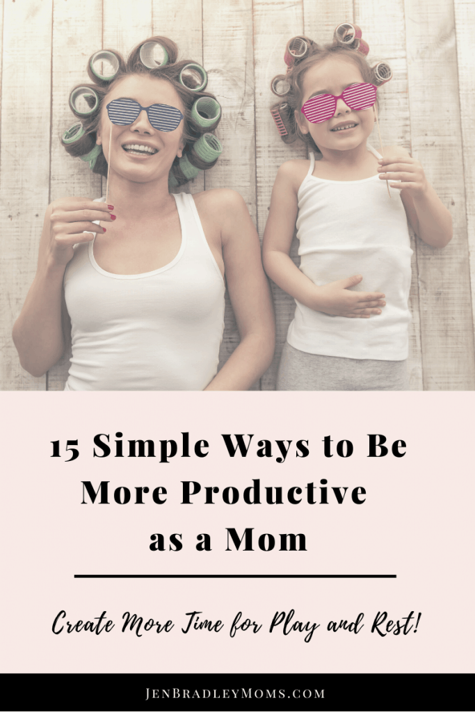 I can't wait to hear what you will choose to help you become more productive as a mom.