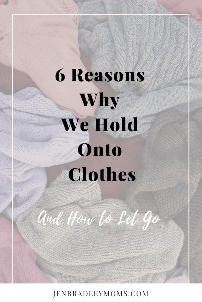 Decluttering your closet is such a great thing to do!