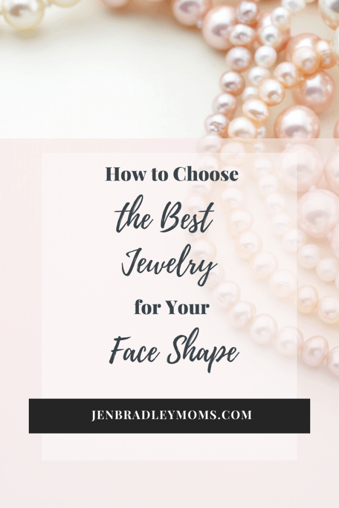 Choosing the best jewelry for your face shape is quite easy!