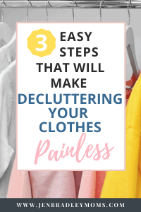 decluttering your wardrobe is worth effort