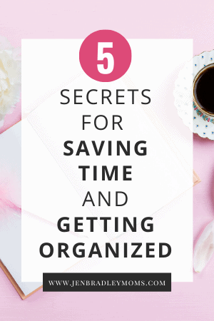 home organization secrets can help you save time