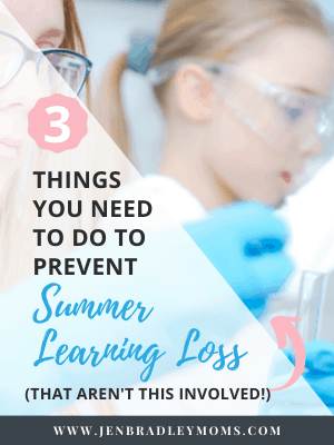 helping your kids with summer learning is easier than you think