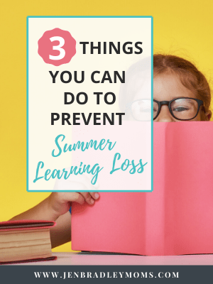 summer learning for kids is something any parent can help with