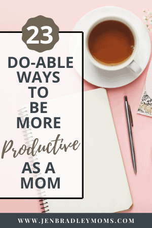 you can be more productive everyday!