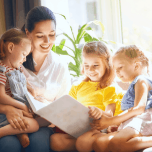 reading aloud is a great way for summer learning to happen