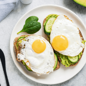 all moms need to eat breakfast because it helps to be more productive
