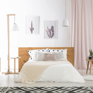 making your bed helps you have a productive day