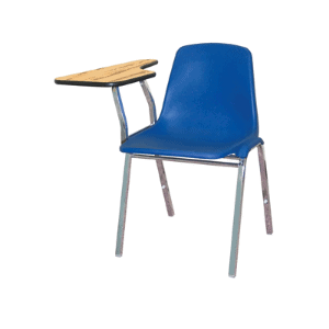 a small table and chair combo is similar to many public school classrooms