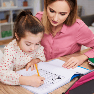 if you start a homeschooling curriculum that doesn't end up working out, that's okay