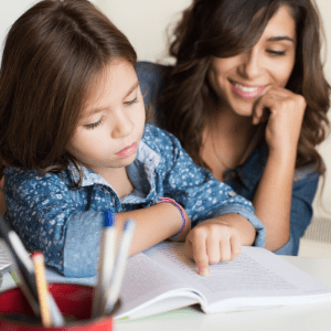 an important homeschooling tip is to keep a routine everyday