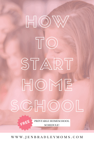 you may not get everything done as a homeschool mom, but you will learn to get the most important things done