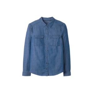 chambray shirt is an incredible versatile piece