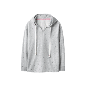 polka dot hoodie for fall 2020