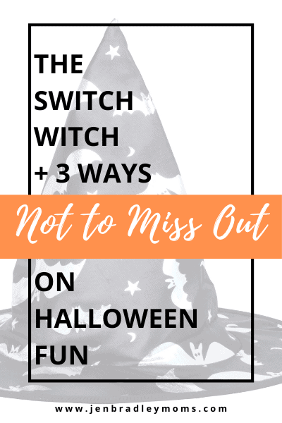 the switch witch and a family halloween party are a great combination