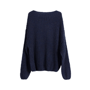 capsule wardrobe essential chunky sweater