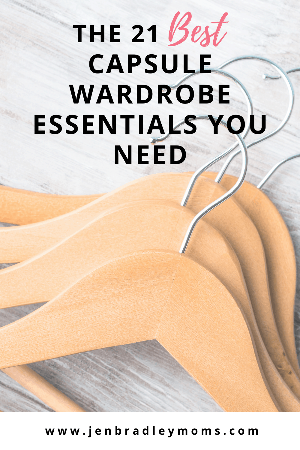 The 21 Best Capsule Wardrobe Essentials You Need ASAP