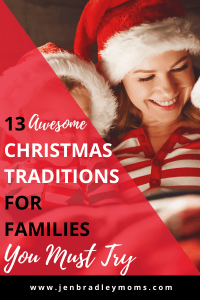 save these great family Christmas traditions