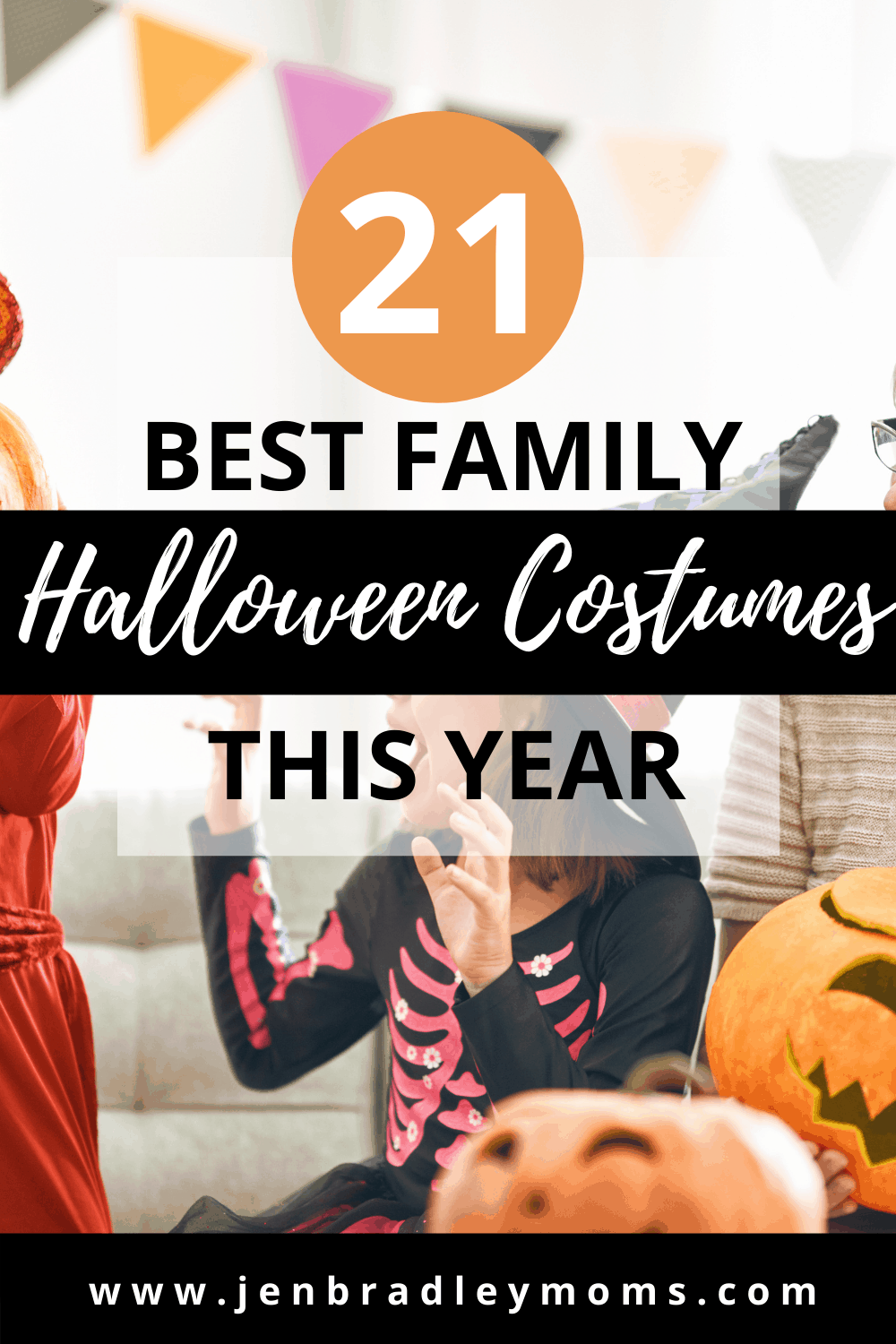 The 21 Best Family Halloween Costumes this Year