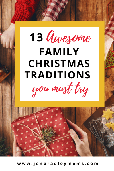 favorite christmas traditions for families