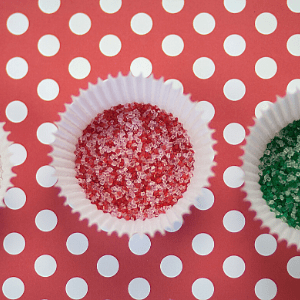 muffin cups for sprinkle bowls