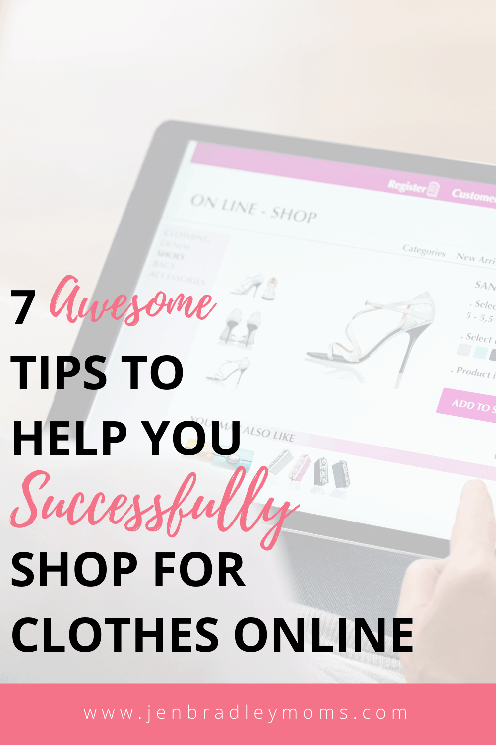 7 Awesome Tips to Know How to Shop for Clothes Online