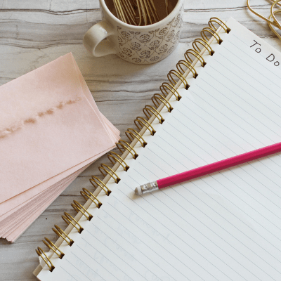 time blocking for moms can eliminate your to do list
