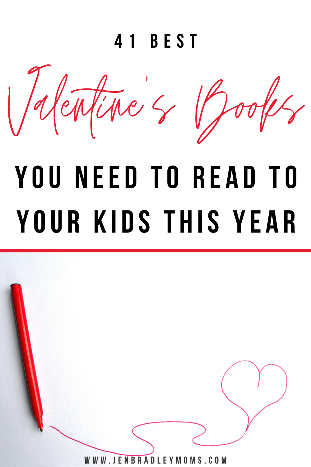 The 41 Best Valentine\'s Books for Kids You Need to Read This Year