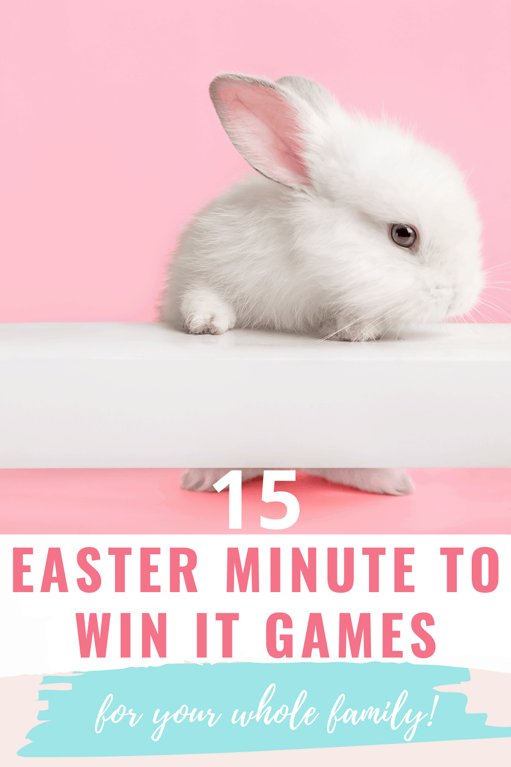15 Awesome Minute to Win It Easter Games Your Family Will Love