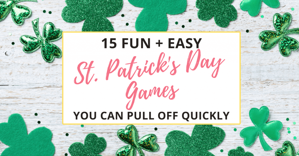 15 fun St. Patrick's Day games for kids