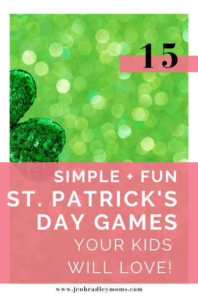 St. Patrick's Day ideas for kids