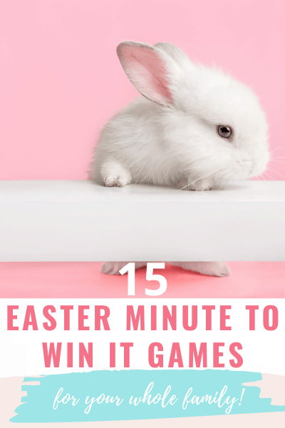 fun easter games for the whole family