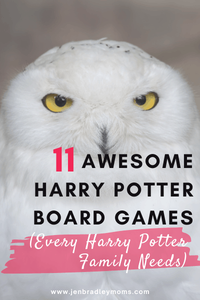 awesome harry potter board games