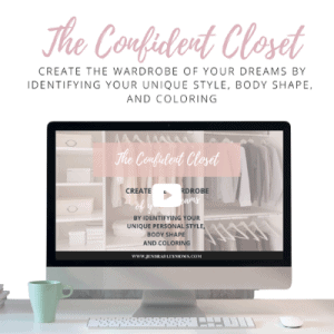 the confident closet online course